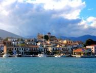 Galaxidi et Itéa, villages du bord de mer