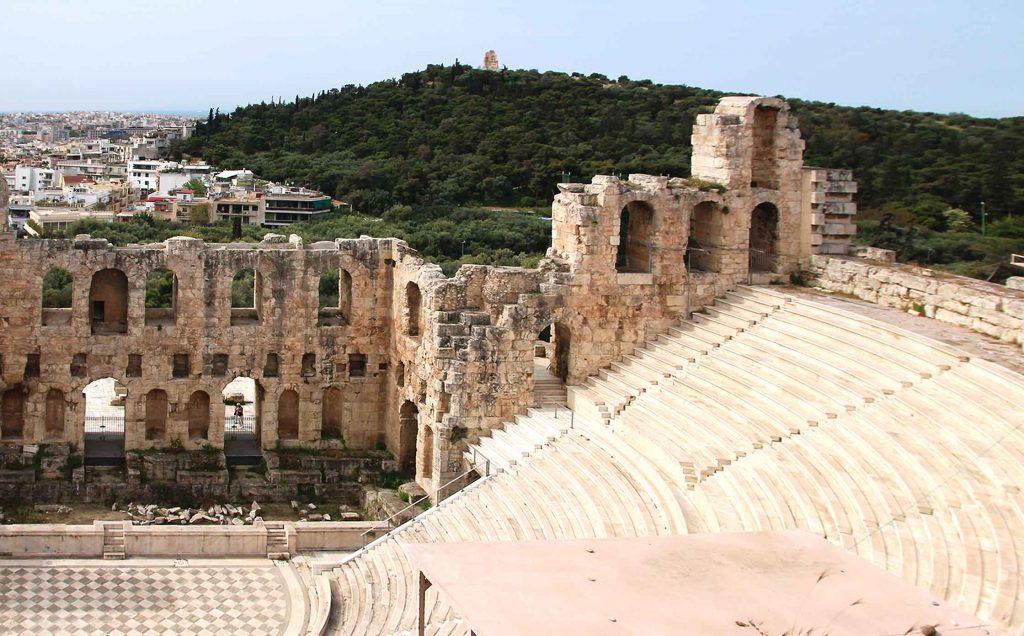 Odéon Hérode Atticus à Athènes