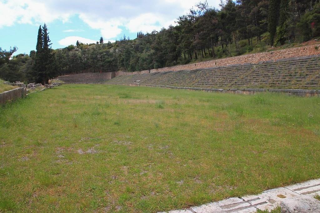 Stade de Delphes
