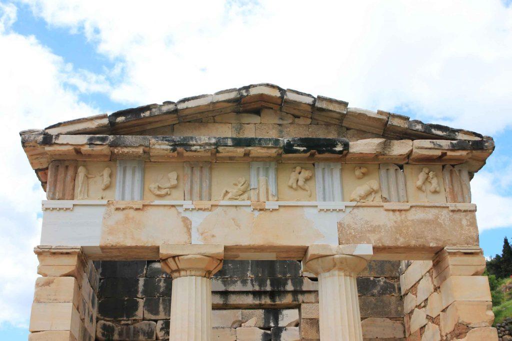Le Trésor des Athéniens