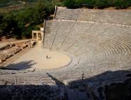 Le théâtre d'Épidaure