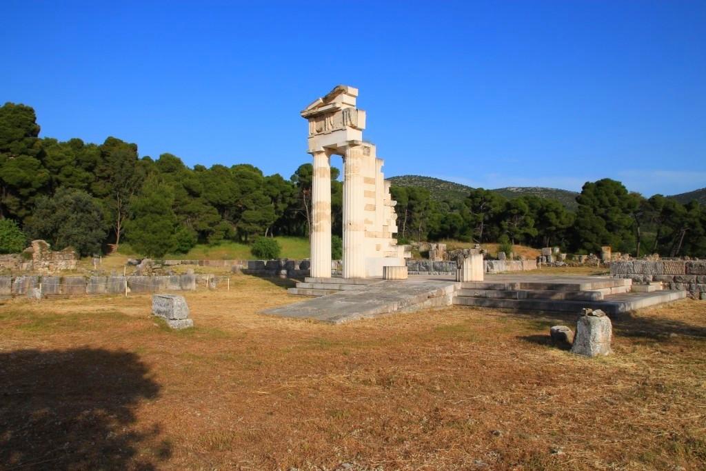 Sanctuaire d'Asclépios