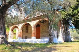 église du Pélion en Grèce
