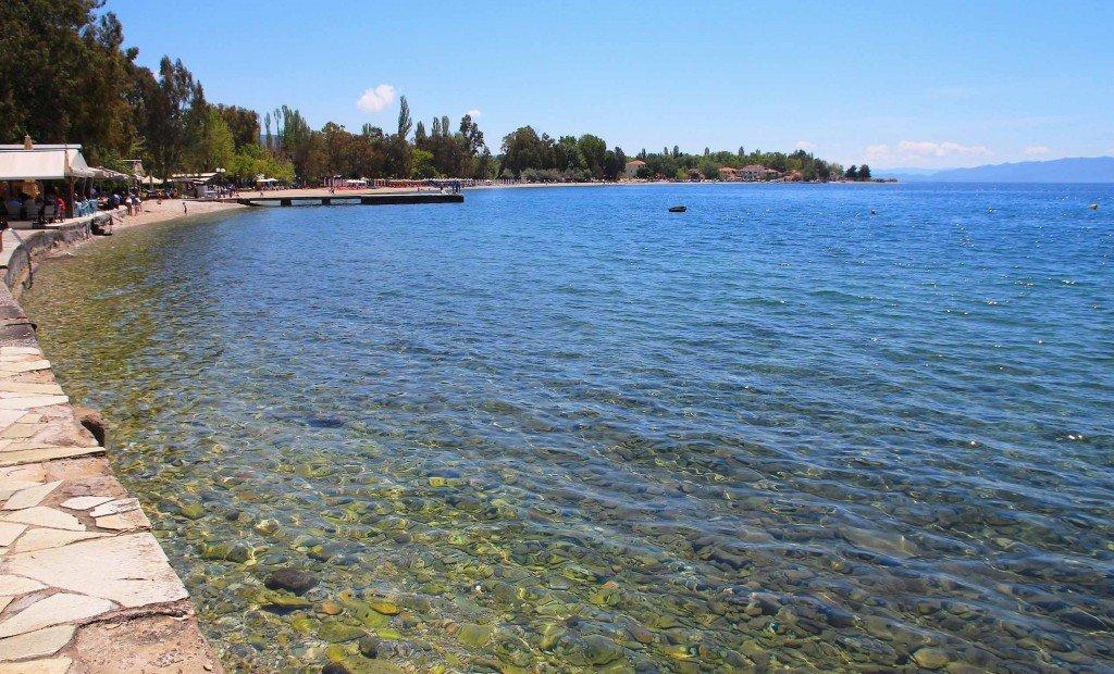 Port de Kalanera dans le Pélion en Grèce