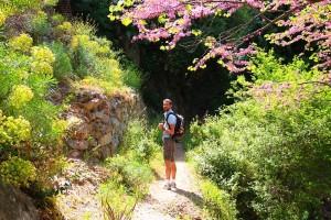 randonnée gorges du loussios