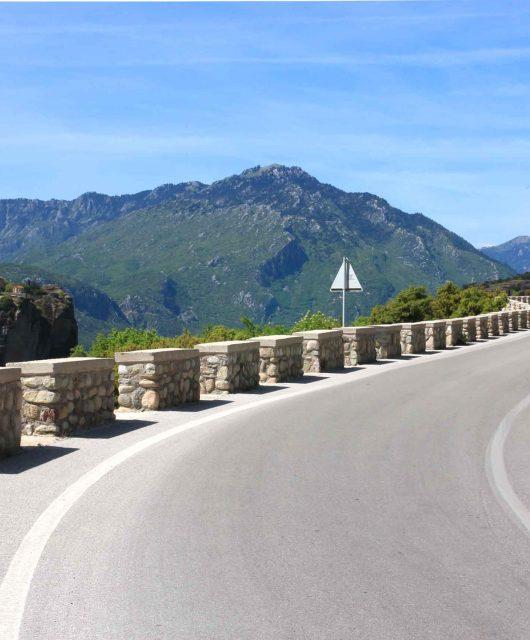 Road trip en Grèce