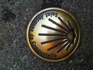 Sceau Saint-Jacques-de-Compostelle