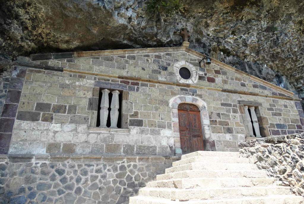 Chapelle de la Madeleine sur le Chemin de Compostelle