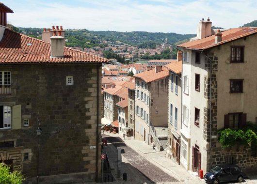 Compostelle : Départ du Puy
