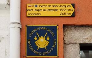 Départ du Puy en Velay vers Compostelle