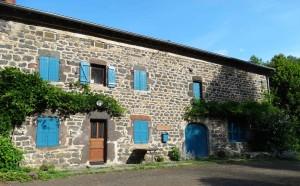 Maison à Le Chier sur le Chemin de Compostelle