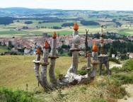 Compostelle J2 : Montbonnet – Saugues (24km)