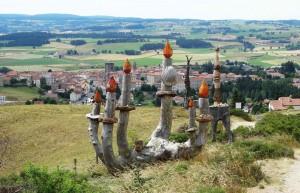 Montbonnet - Saugues sur le Chemin de Compostelle