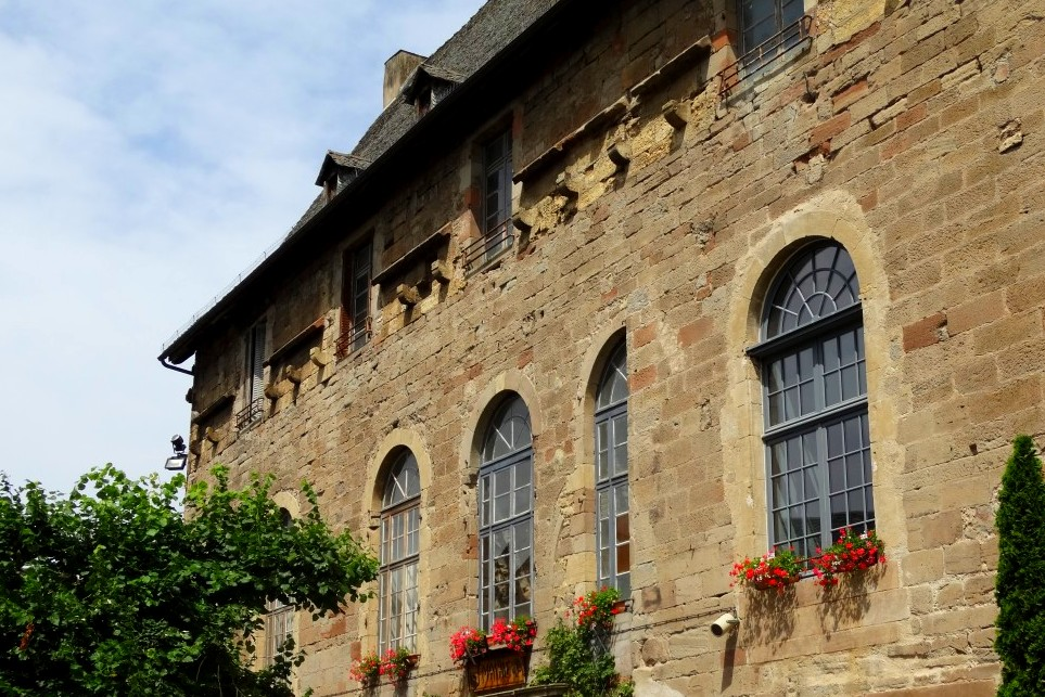 Hôtel de ville Saint-Côme-d'Olt