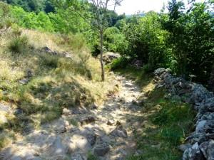 Pierres du Chemin de Compostelle
