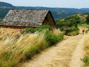 Randonneur Chemin de Compostelle