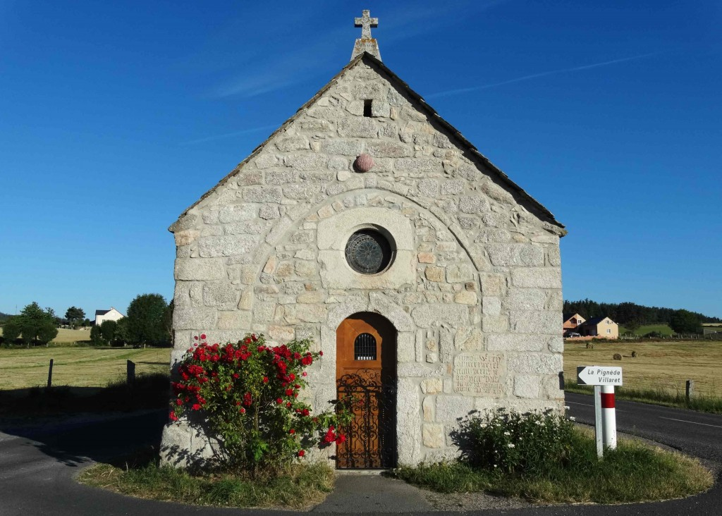 Chapelle de la Bastide près de Lasbros
