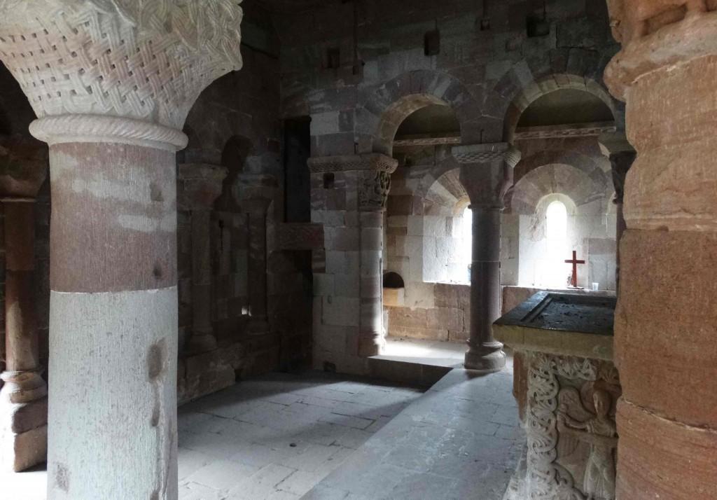 Chapelle haute Saint-Pierre-de-Bessuéjouls