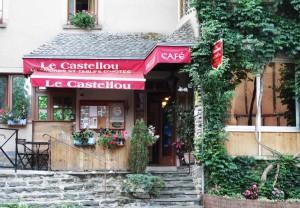 Chambre d'hôtes Le Castellou à Conques