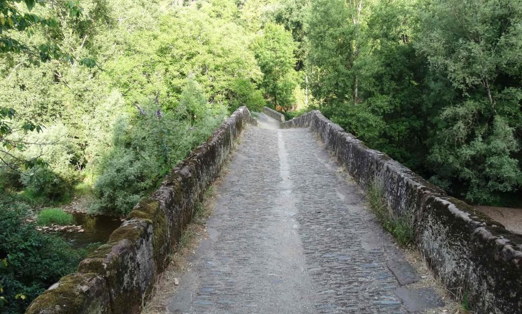 Pont romain à Conques