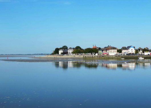 La traversée de la Baie de Somme à pied
