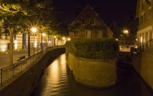 Amiens de nuit