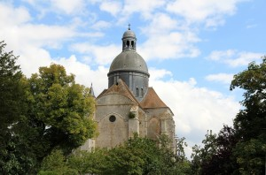 église Saint-Quiriace de Provins