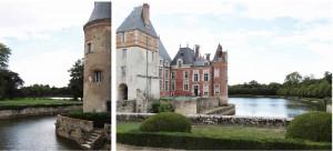 Etang du château de la Bussière