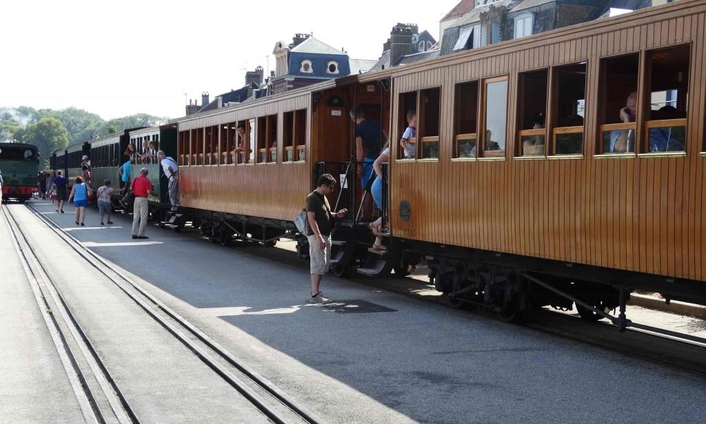 Train à vapeur de Saint-Valéry-sur-Somme