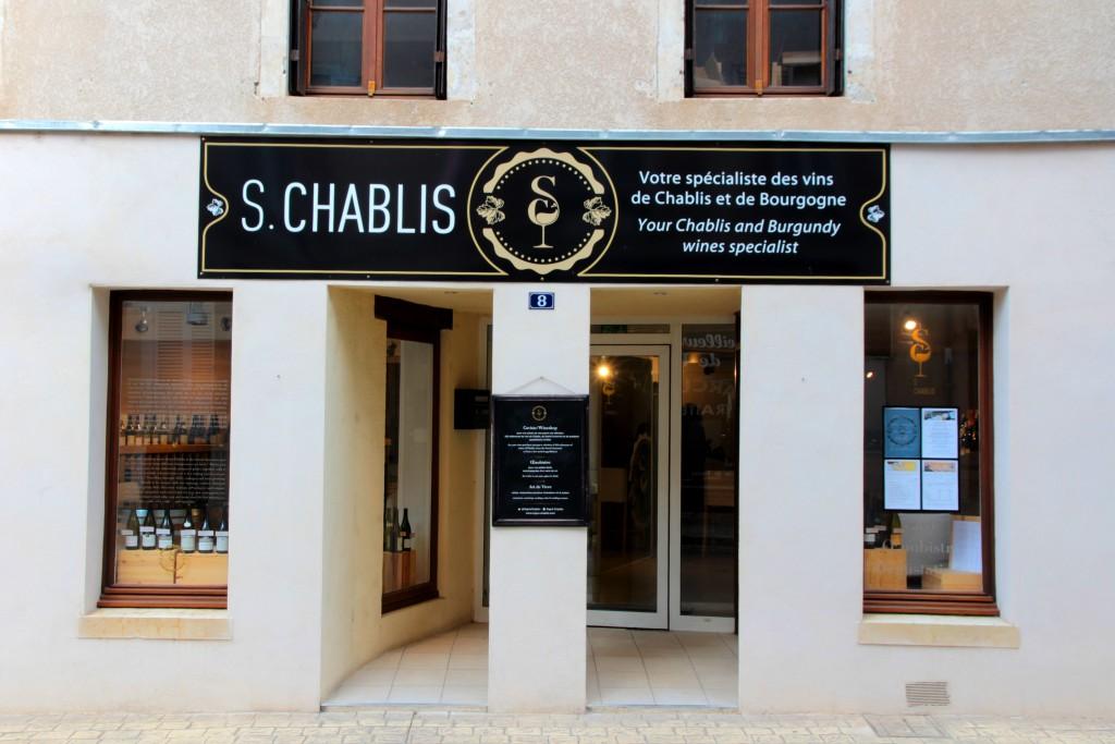 Oenobistro S.Chablis