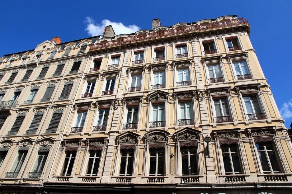 Architecture, Lyon