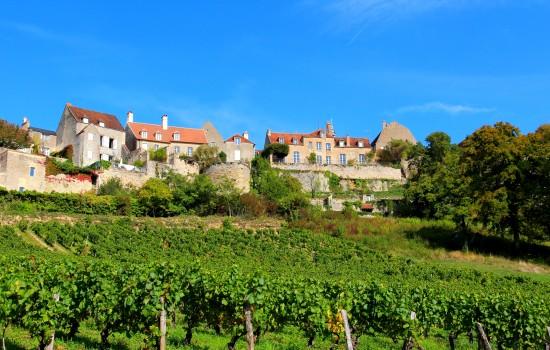 La Basilique de Vézelay et sa cité médiévale