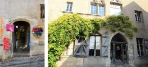 Boutiques de Vézelay