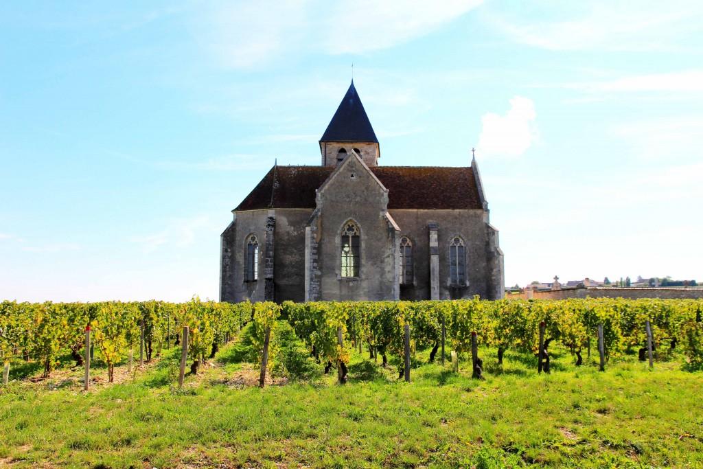 Chapelle Notre-Dame à Préhy