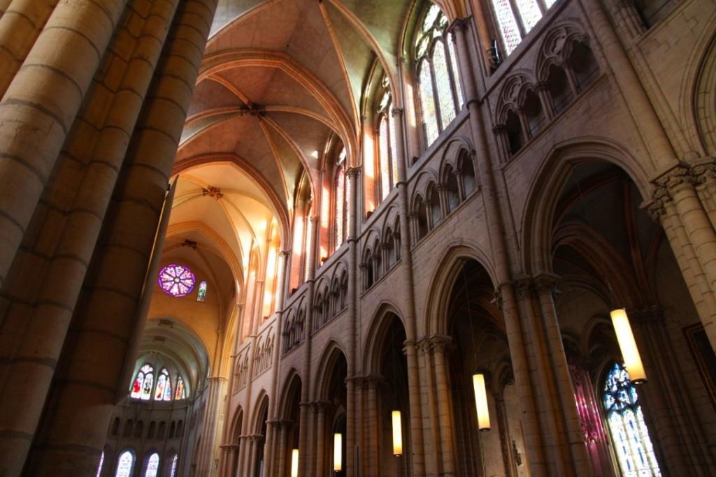Cathédrale Saint Jean-Baptiste, Lyon