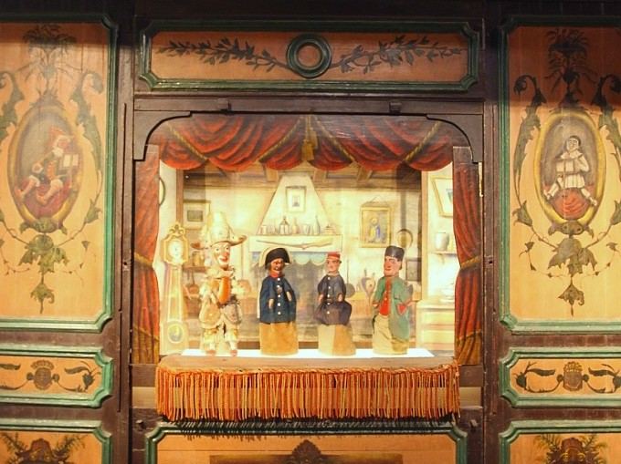 Théâtre guignol Gadagne