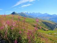 Beaufortain J1 : Les Saisies – Chalet de la Roselette