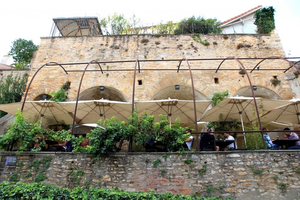 Terrasse musée gadagne