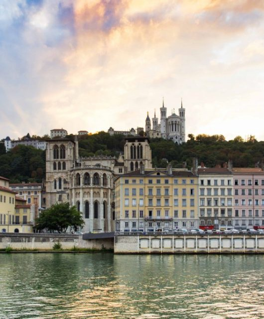 Un week-end à Lyon