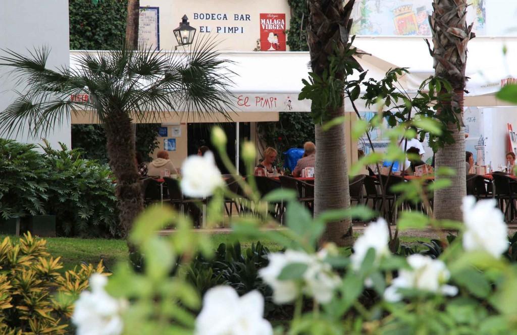 Bodega El Pimpi à Malaga