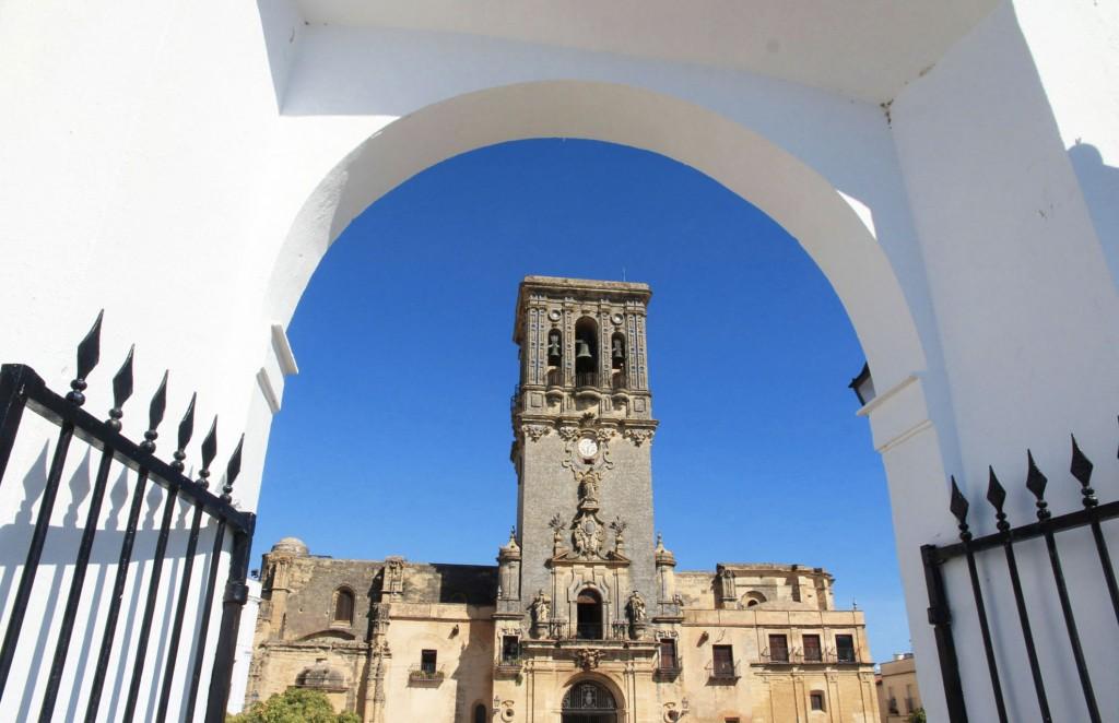 Basilique d'Arcos de la Frontera