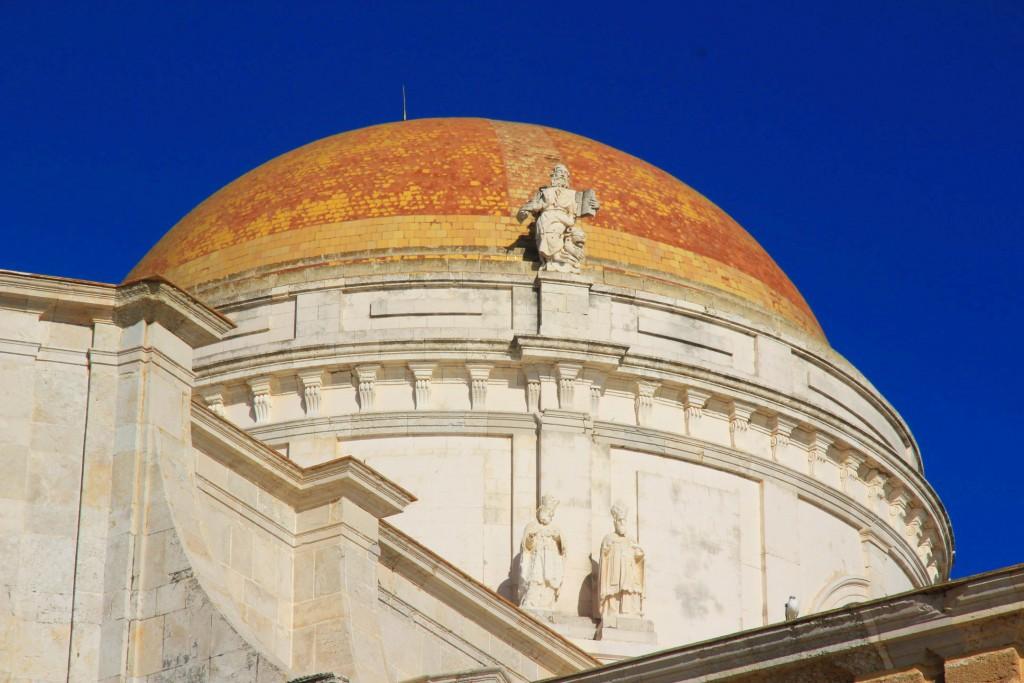 Dôme de la Cathédrale de Cadix