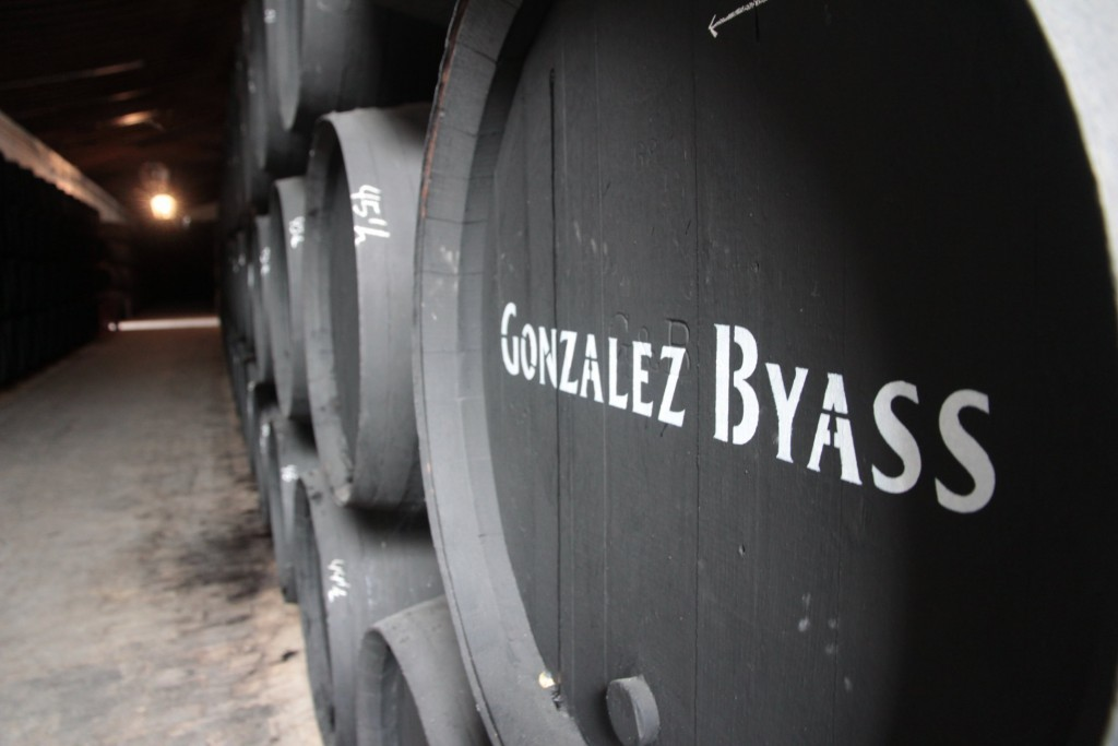Gonzalez Byass, bodega à Jerez de la Frontera
