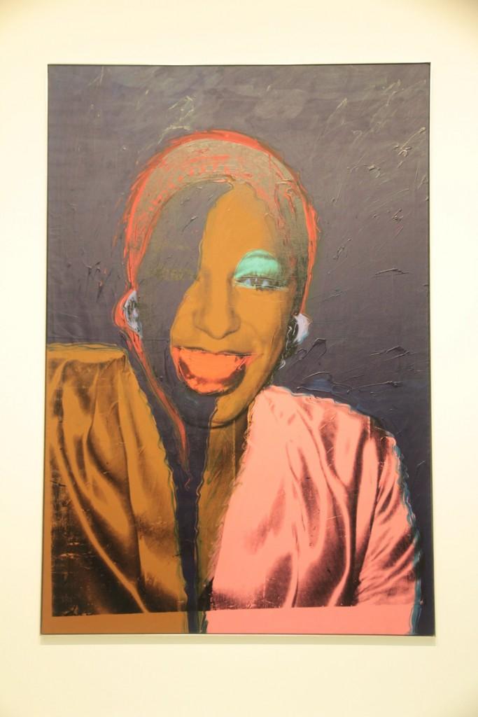 Ladies and Gentlemen, Andy Warhol