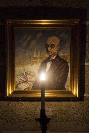 Manuel de Falla à Cadix