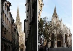 église Saint-Maclou Rouen