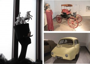 Collection du musée de l'automobile Malaga