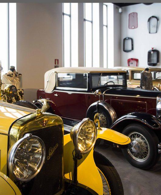 Musée de l'automobile et de la mode à Malaga