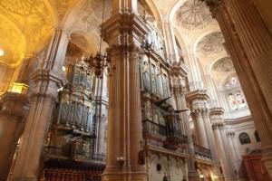 Orgues Cathédrale Malaga