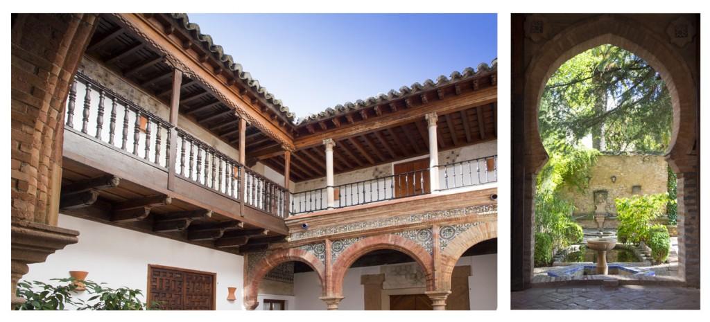 Palacio de Mondragon à Ronda